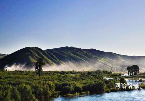 通辽大青沟风景区图片